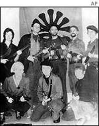 Symbionese Liberation Army